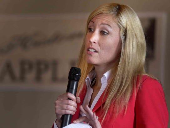 State Rep. Amanda Stuck