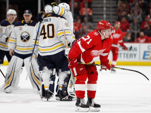 c06b67446 Game thread  Detroit Red Wings lose to Buffalo Sabres