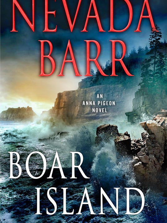 Book Review Boar Island