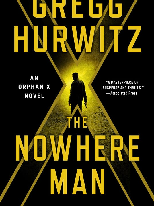Book Review Nowhere Man