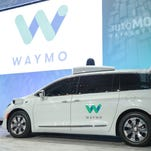 Google's Waymo to test autonomous Chrysler's Pacifica minivans in public test trials