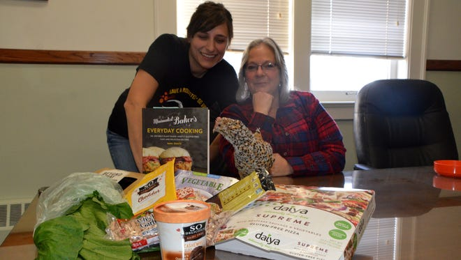 Sophia DiPietro, executive director of All Species Kinship, and Debra McCulloch, one of the founders of the group Vegan Battle Creek, are working hard to change misconceptions about vegan living and make a vegan lifestyle more accessible to people.