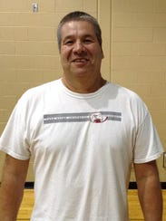 Ty Frelin, Chambersburg girls volleyball coach