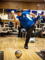 Corey Wilson of Seven Hills is the Enquirer's DII Bowler