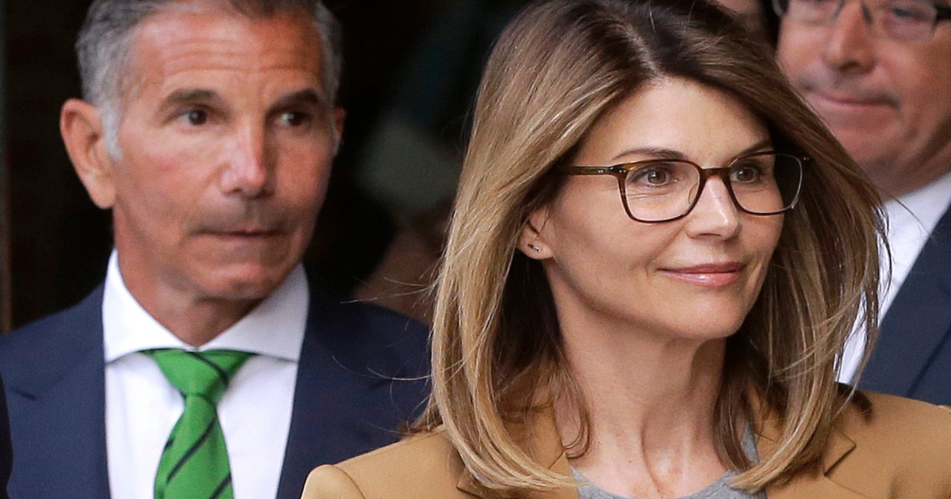 Lori Loughlin indicted grand jury money laundering charge added