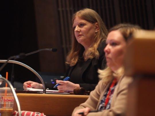New Castle County Council President Karen Hartley-Nagle