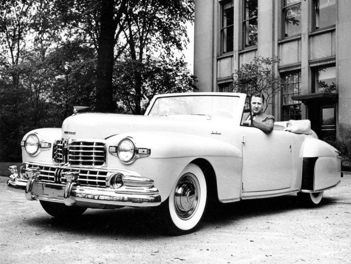 Lincoln S Continental Through The Years