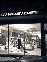 Dorothy Gray Inc. 364 North Palm Canyon Drive c. 1950.