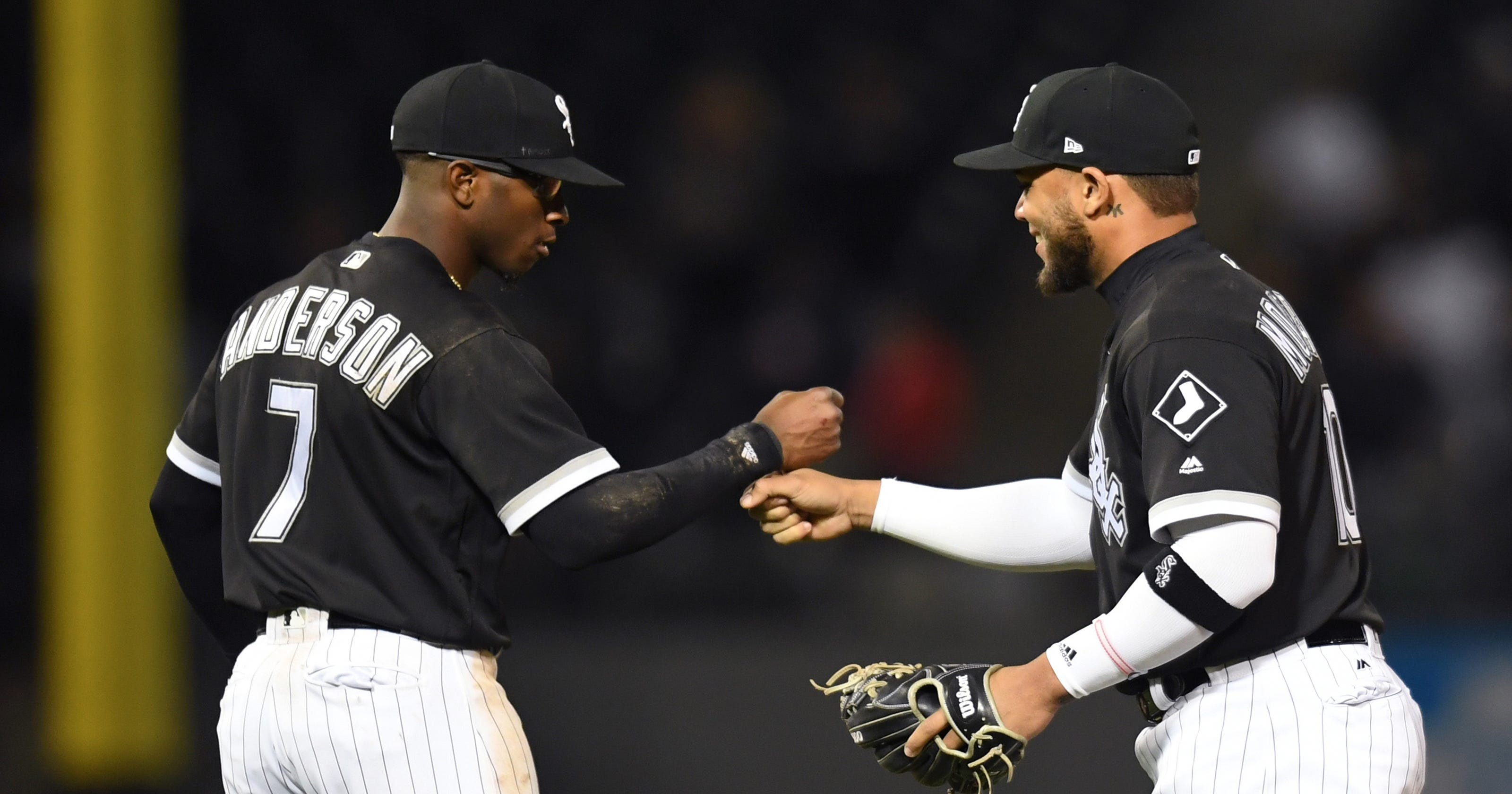 e7457ccae Chicago White Sox rebuild might be coming along faster than expected