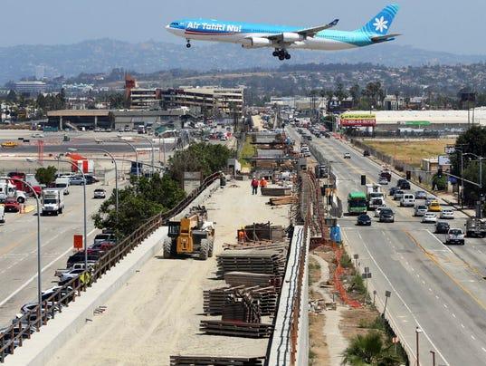 AP LOS ANGELES 2024 OLYMPICS A OLY USA CA