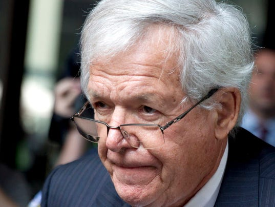 AP DENNIS HASTERT INDICTMENT A FILE USA IL