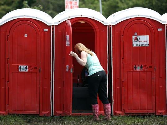 portable toiler