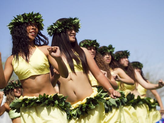 The Arizona Aloha Festival March 10-11 at Tempe Beach