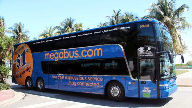 Megabus.com is now offering a limited number of reserved seats on buses traveling to 38 North American cities.