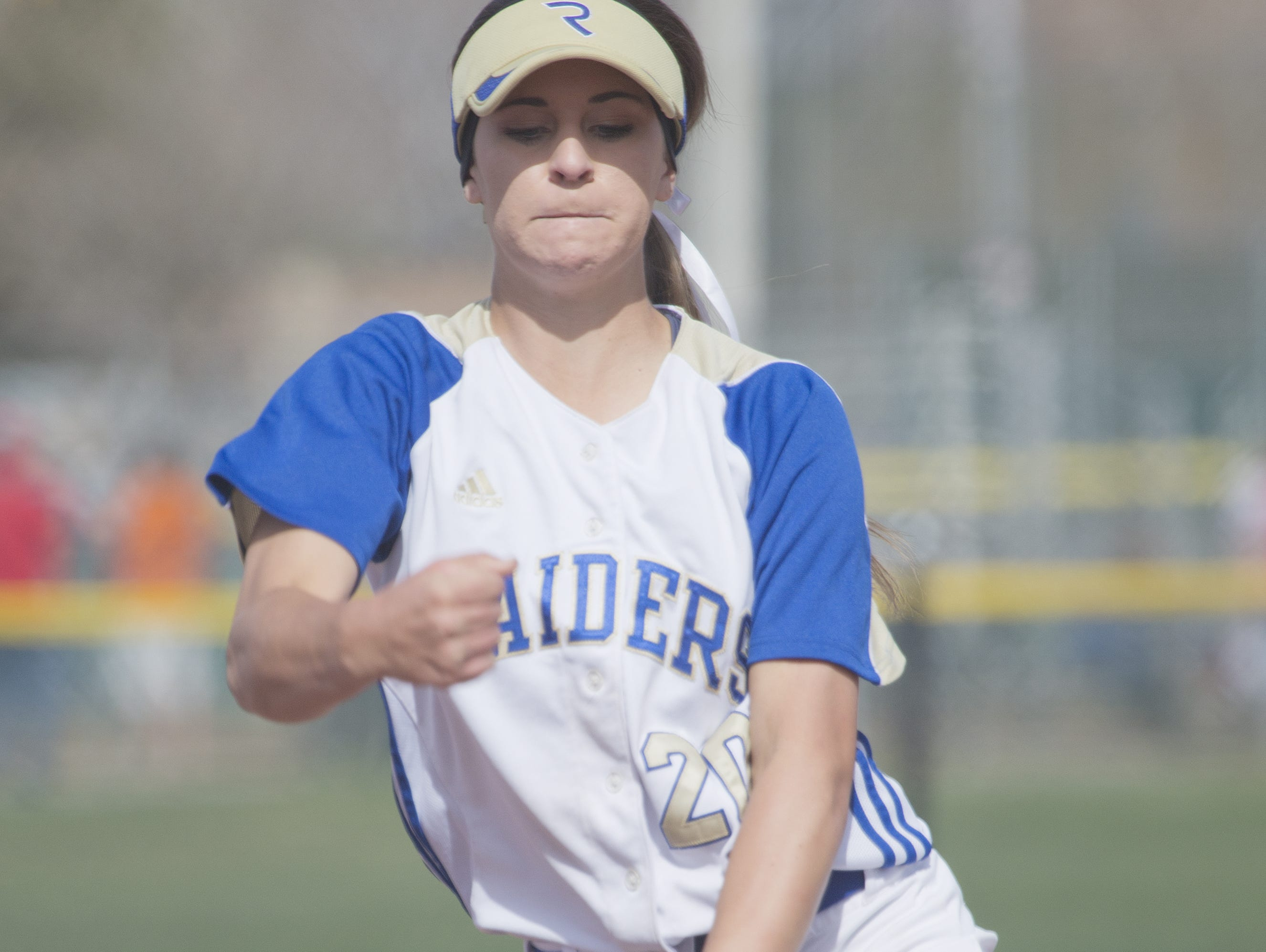 Reed pitcher Julia Jensen was 34-2 overall last year and was named a preseason All-American by MaxPreps and USA Today after notching 346 strikeouts and 34 wins last season.