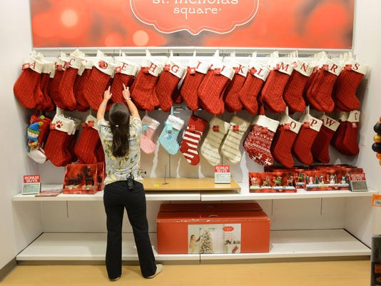 Retail giants entering hiring season for the holidays