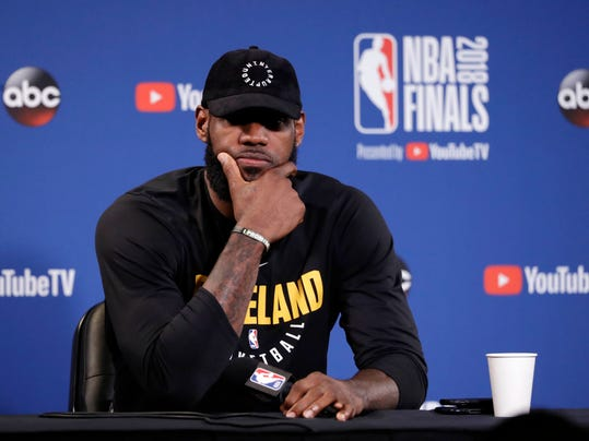 Anticipated or anticlimactic? Warriors-Cavs 4 in NBA Finals