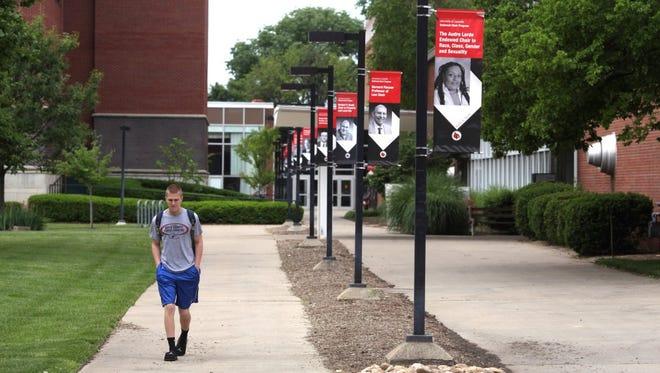 University of Louisville campus