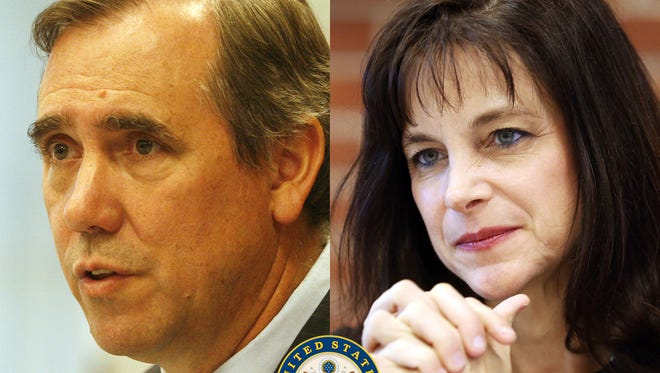 The race between U.S. Senate candidates Democrat Sen. Jeff Merkley and Republican Monica Wehby has already gotten ugly, and the primary election just ended on Tuesday. The Democratic Party of Oregon has been attacking Wehby for weeks, long before she officially beat her GOP opponent, Jason Conger, and her campaign has long been targeting Merkley. Things have only become more heated as Democrats ran with allegations about Wehby's personal life this week.