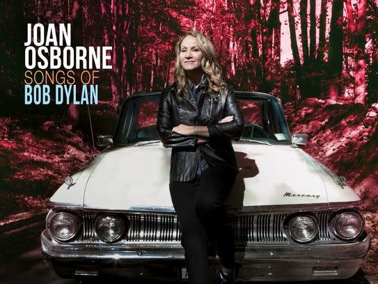 Joan Osborne's album is out Sept. 1