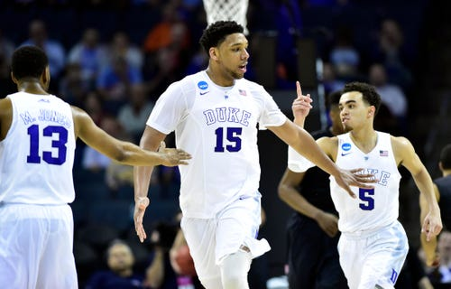 low priced 2bd1b 5fd36 Sweet 16: Duke's offense hard to stop in South Region