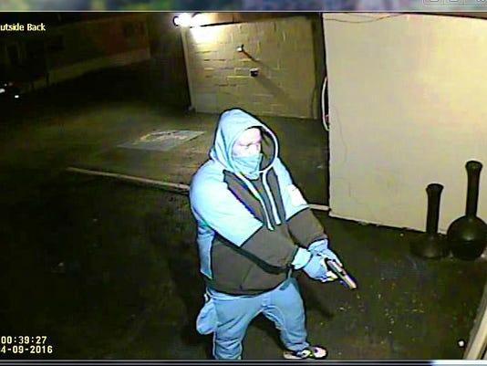 Burglary attempt 4/9