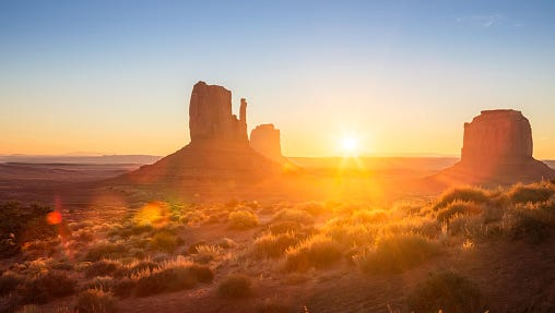 PROSPERITY: Arizona improved in prosperity since 2017, but still ranked among the bottom third of states in health care, jobs and family finances, according to a 2018 survey from Prosperity Now.