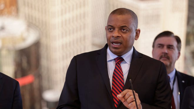 DOT Secretary Anthony Foxx