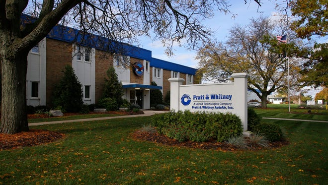 Pratt & Whitney AutoAir, Inc. on Lansing's southside.
