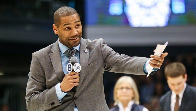 Butler Bulldogs basketball coach LaVall Jordan is entering his second season.