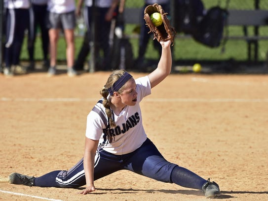 Chambersburg's Sam Bender threw a no-hitter against