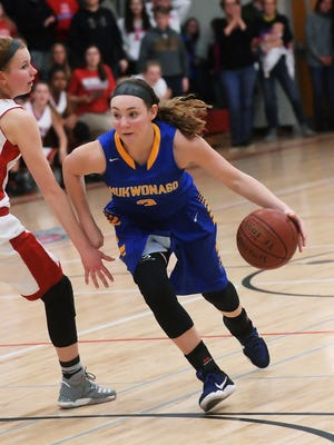 Mukwonago's Grace Beyer was an all-state pick by the coaches association last season.