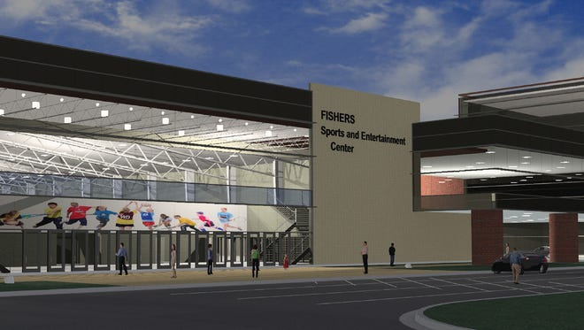 Fishers officials are considering a significant incentives package for the recreational sports center.