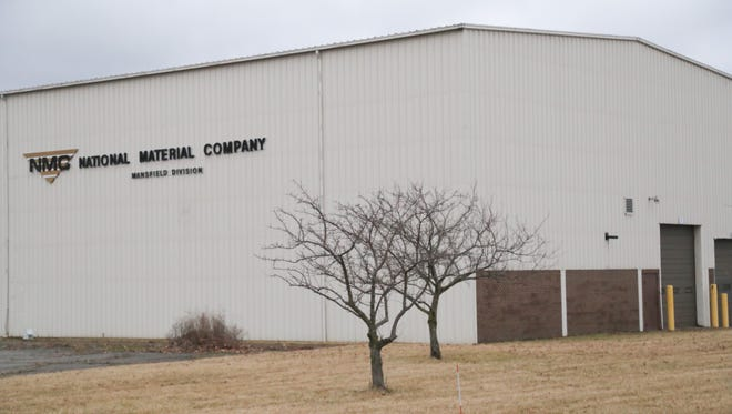 National Material is at 101 Cairns Road, near Mansfield Lahm Regional Airport.
