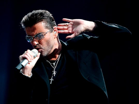EPA (FILE) NETHERLANDS MUSIC GEORGE MICHAEL OBIT ACE MUSIC NLD