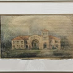 Exhibit celebrates famed architects whose work found all over Wichita Falls and state