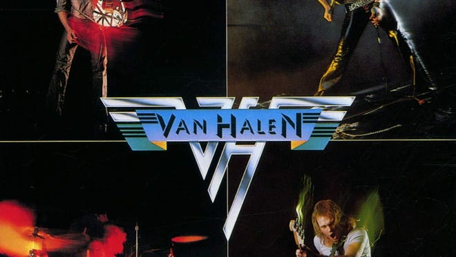 Rolling Stone magazine lists Eddie Van Halen at No. 8 in its Top 100 greatest guitarists of all-time, and West Michigan musicians raved about his solos, guitar tone and innovation.