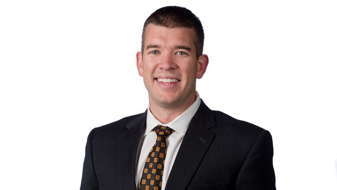 Former Northern Colorado Kicker and current assistant director of operations at Oregon State Zak Bigelow has been named Fossil Ridge's football coach.