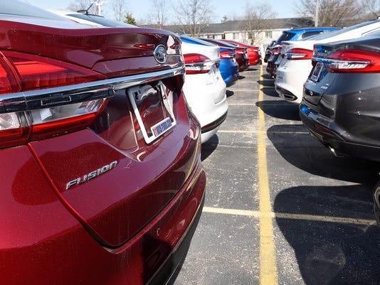 Ford Sedans Cuts