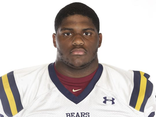 Kory Augustine: Carencro, Senior, Defensive Lineman