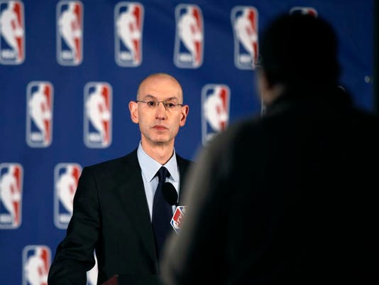 NBA commish Silver