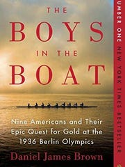 Book Column Boys in the Boat