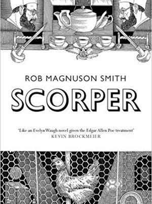 Author Rob Magnuson Smith, a Stayton High graduate, will be speaking at the Stayton Library.