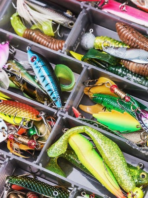 Before heading out to Wisconsin lakes and streams for the season opener, anglers might want to check out the latest equipment to help them land that trophy fish.