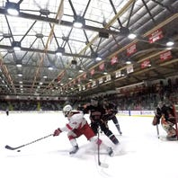 Gallery: Cornell routs Princeton at Lynah Rink