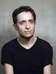 This Dec. 22, 2014 photo provided by Riverhead Publishers shows journalist and author Masha Gessen, who writes extensively about Russia. Gessen said it was in 2015 _ when cybersecurity firm Secureworks first detected attempts to break into her Gmail _ that she began noticing people who seemed to materialize next to her in public places in New York and speak loudly in Russian into their phones, as if trying to be overheard. She said this only happened when she put appointments into the online calendar linked to her Google account.