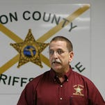 Newly appointed Leon County Sheriff Michael Wood comments on promotion