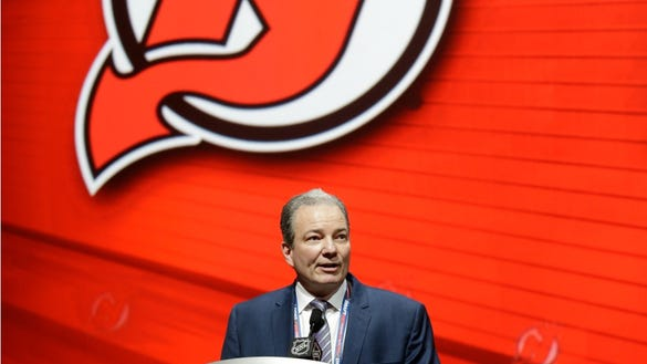 Devils general manager Ray Shero.