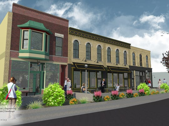 Pensacola developers Quint and Rishy Studer are investing in Janesville, Wisconsin, and hope to see that city's downtown revitalize the way Pensacola has.