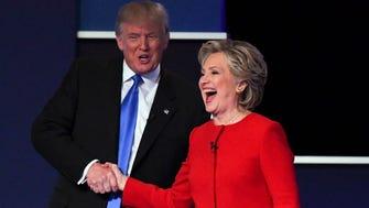 Presidential debate in Hempstead, N.Y., on Sept. 26, 2016.